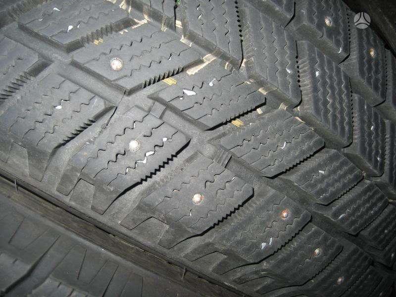 Continental SUPER KAINA, Žieminės 205/65 R16