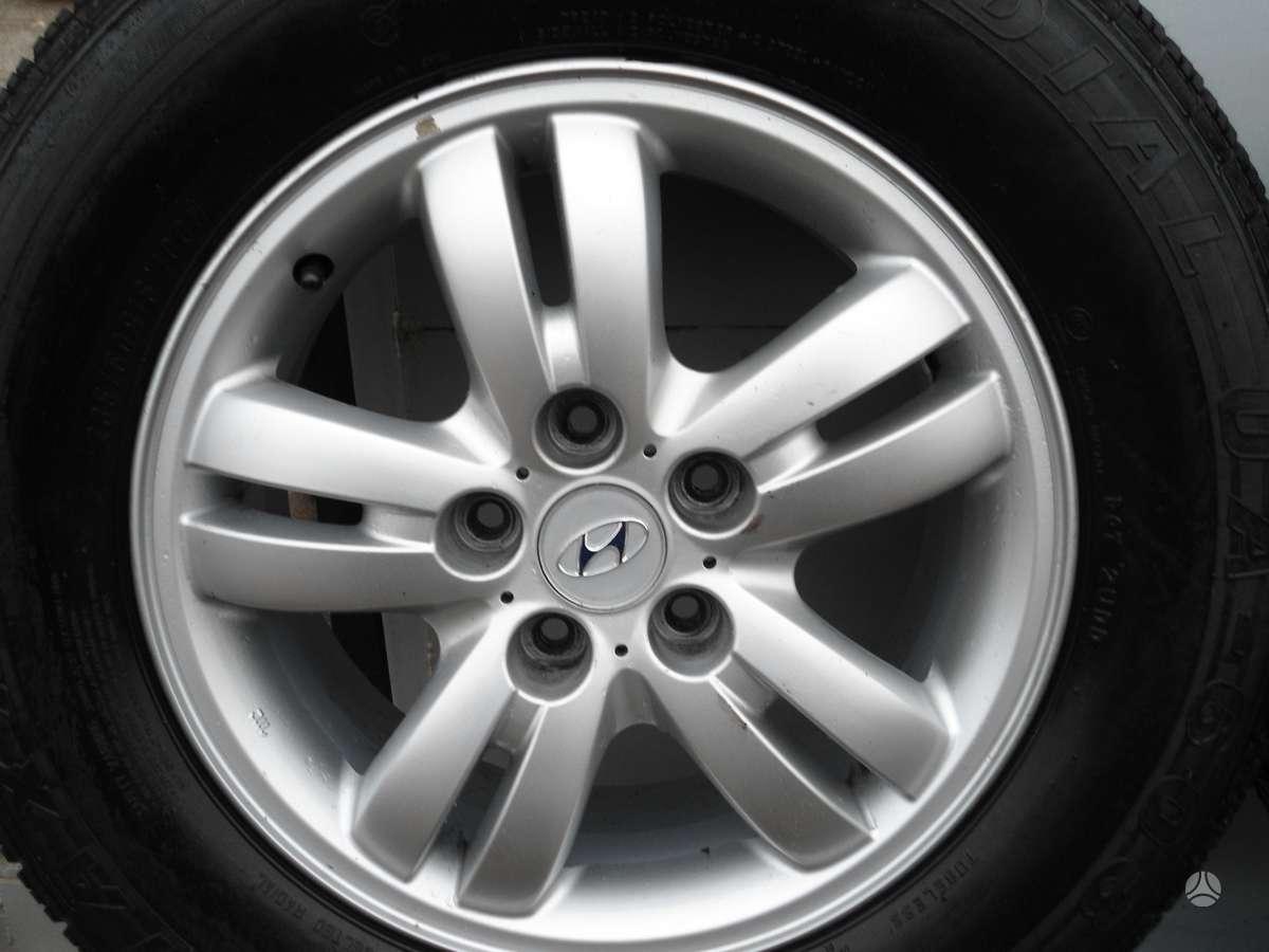 Hyundai, lengvojo lydinio, R16
