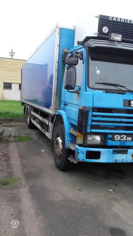 Scania 93M, sunkvežimiai