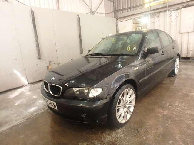 BMW 3 serija. bmw 3serija dalys 318i,318d,320d,330d