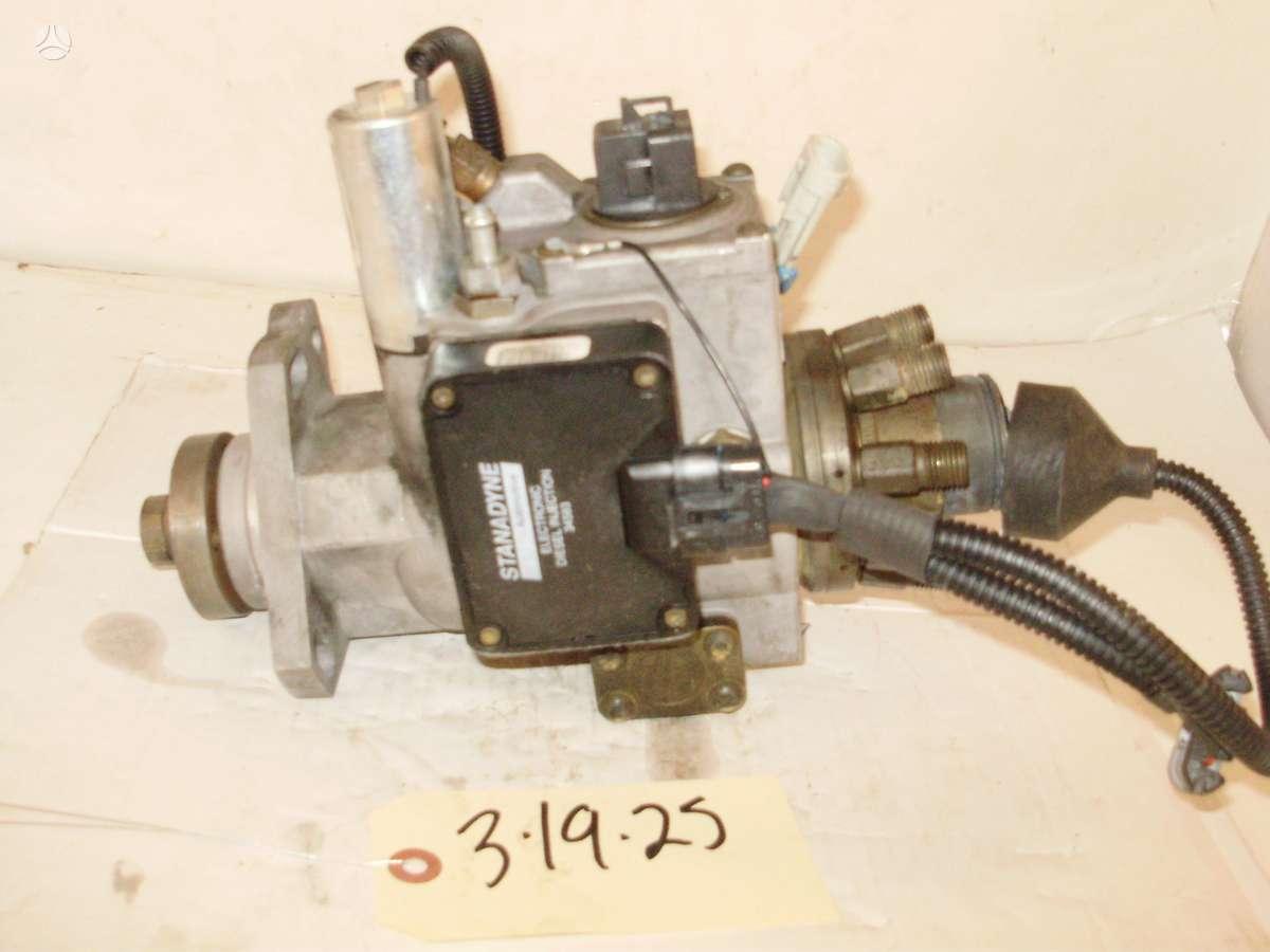 Hummer H1. Hummer h1  6.5l diesel fuel injection pump  ds4831-
