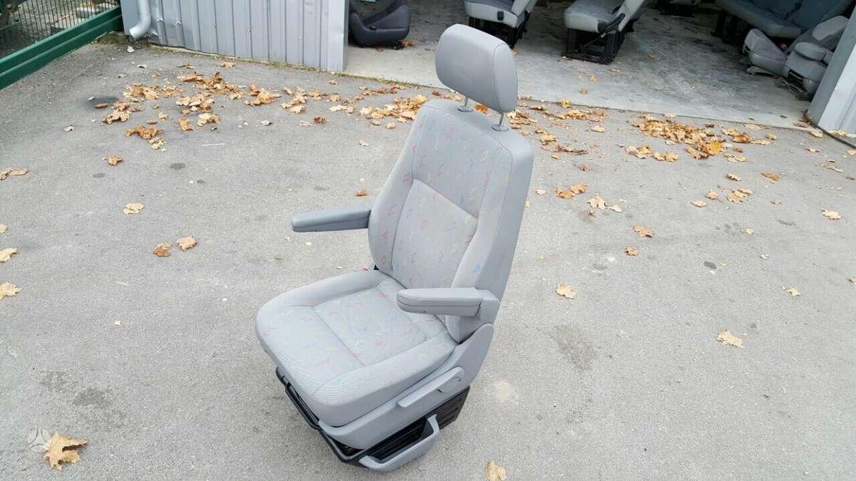 Volkswagen Transporter sėdynės