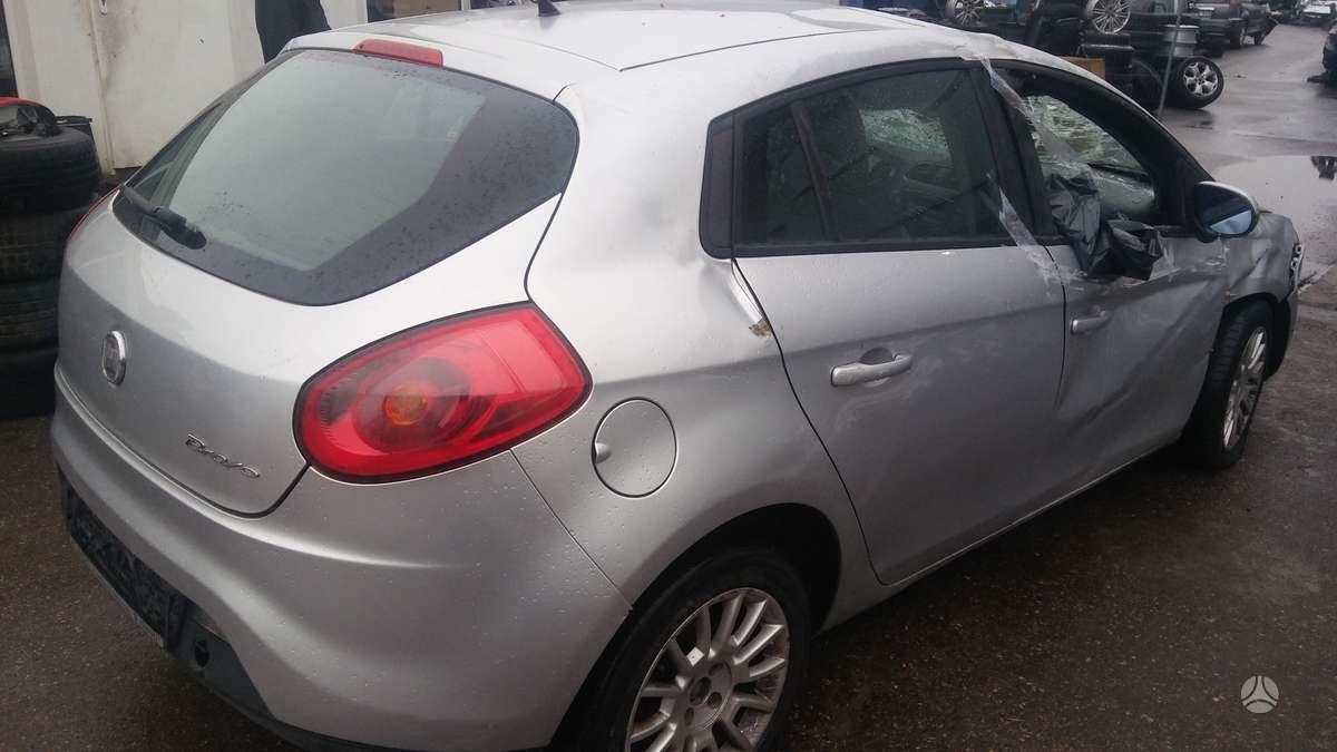 Fiat Brava, 1.9 l., hečbekas
