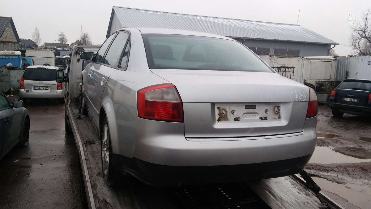 Audi A4, 1.9 l., sedanas