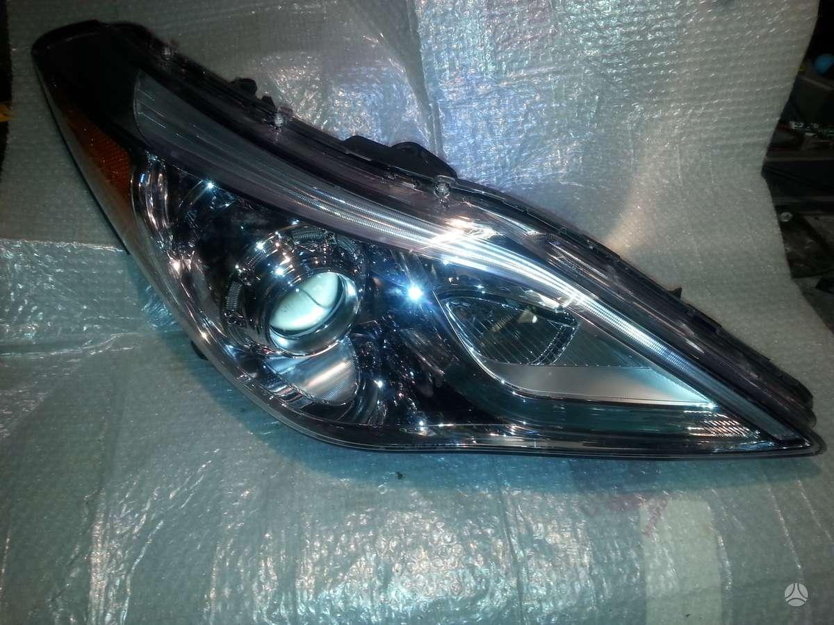 Hyundai Azera. Hyundai azera right headlight  2011-2014  92102-