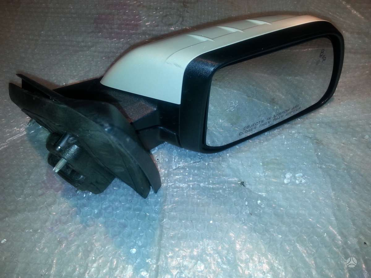 Lincoln MKX. Lincoln mkx right led tail lamp 2011-2013  ba14-