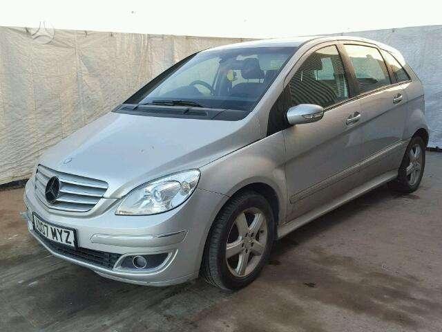 Mercedes-Benz B150. Automatas 1.5ltr, rida 67900