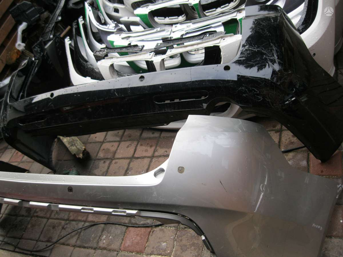 Honda Accord. -stopas---   galiniai   buferiai--- kond.