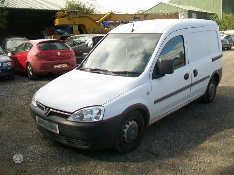 Opel Combo. Tel; 8-633 65075 detales pristatome beveik visoje