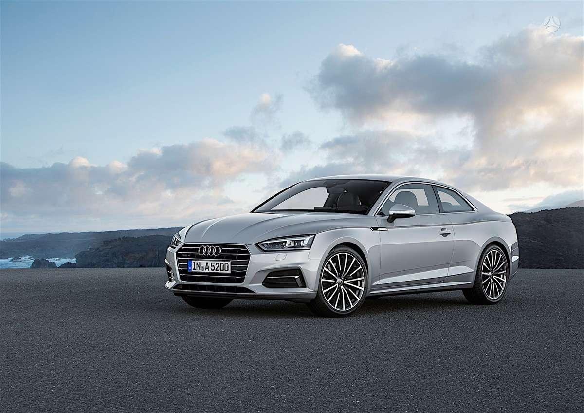 Audi A5. !!!! naujos originalios dalys !!!! !!! новые оригинальн