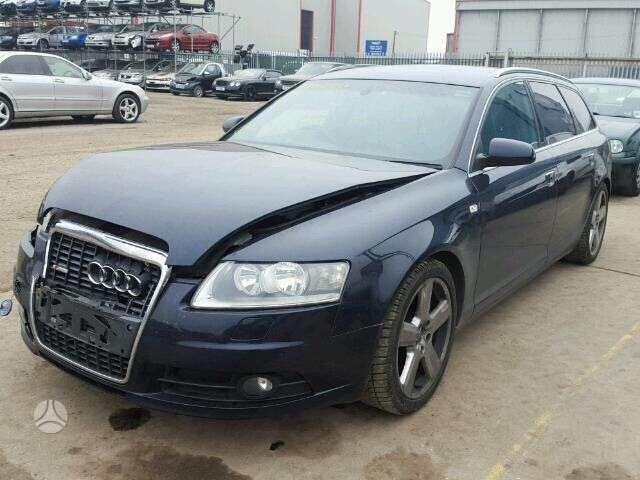 Audi A6 dalimis. Naujai ardomas puikios būklės automobilis.