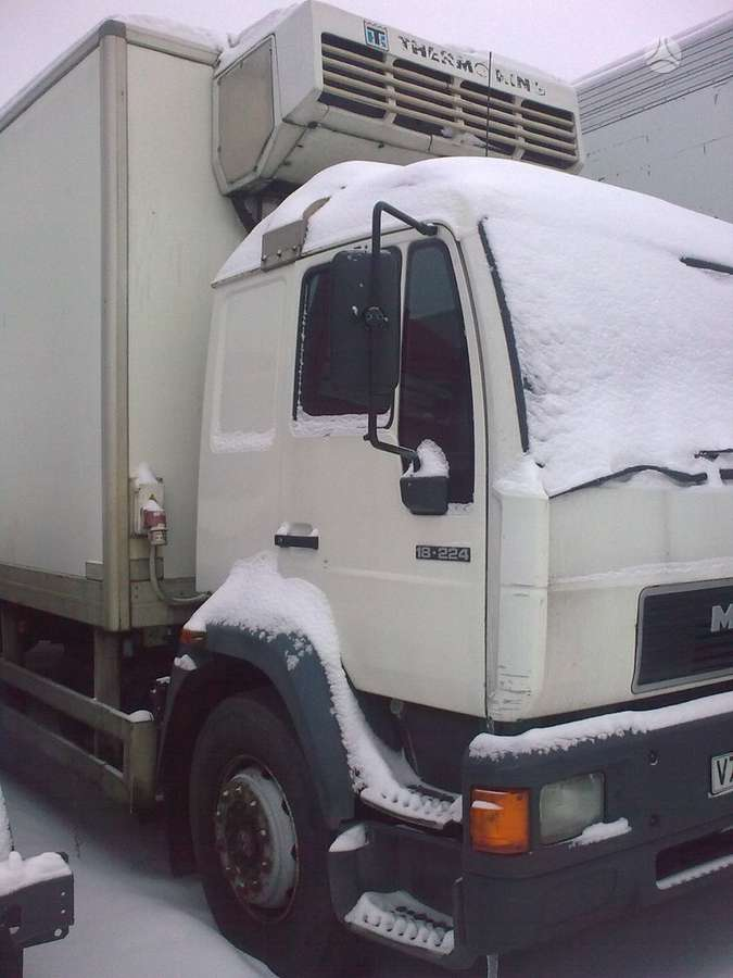 MAN, 18.224,15.264, sunkvežimiai