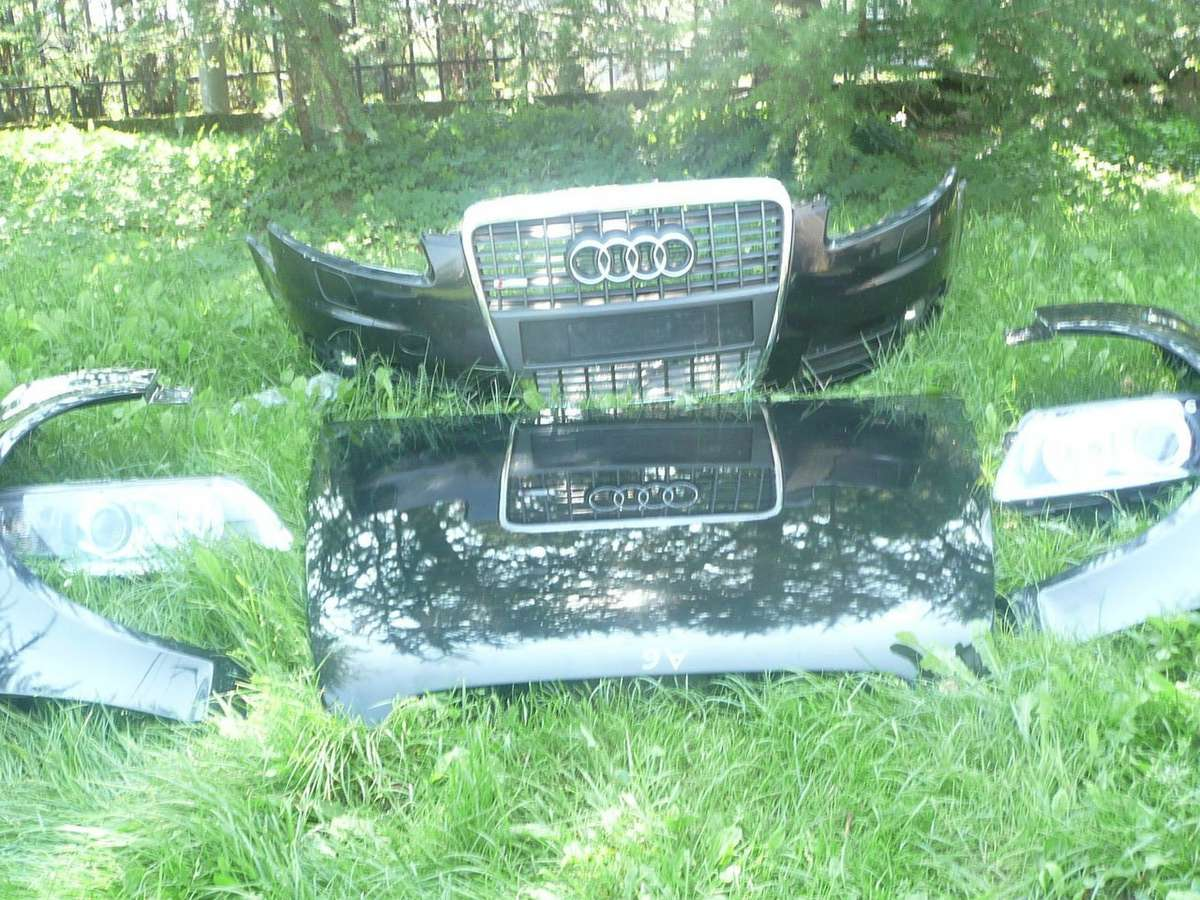 Audi A6 dalimis. Ratai 18' +37069876760
