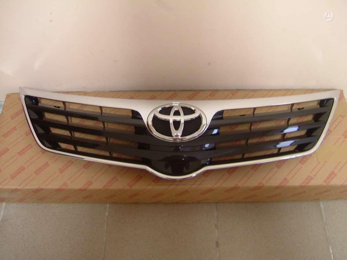 Toyota Avensis. Naudotos ir naujos japoniškų ir korėjietiškų