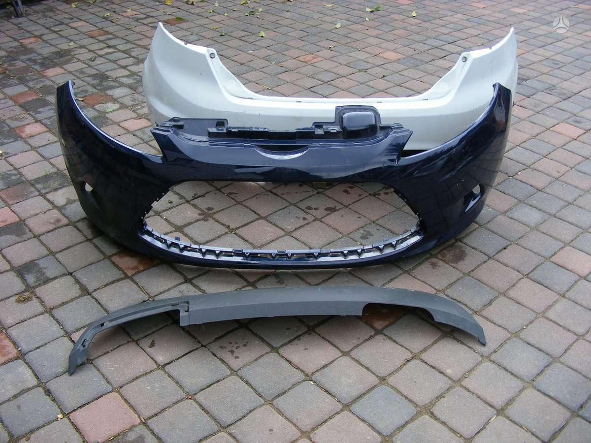 Ford Fiesta. buferiai  ----,  groteles---sparnas---  st