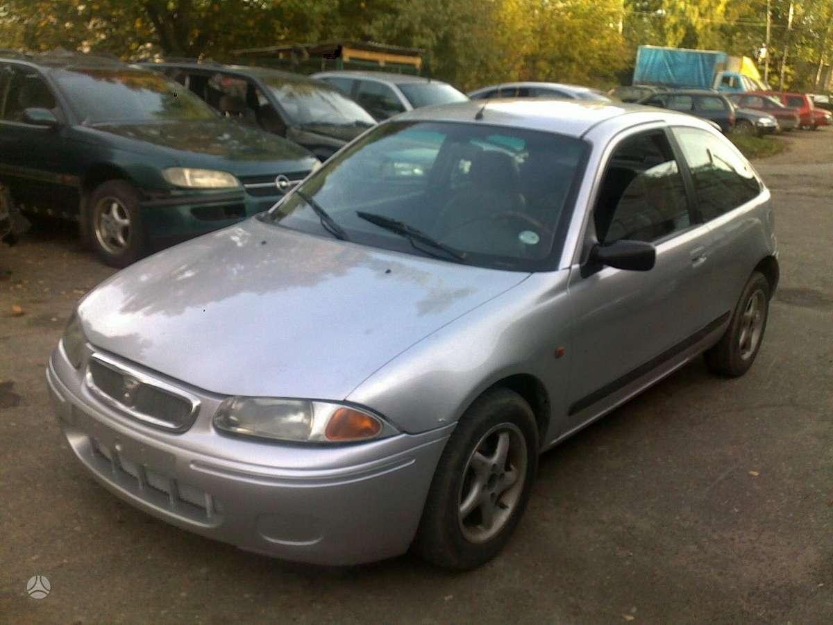 Rover 200 serija. Naudotos automobiliu dalys japoniski ir