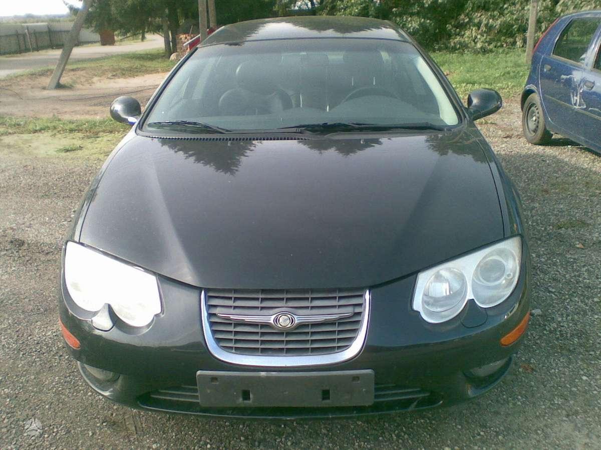 Chrysler 300M. Pristatome i bet kuri lietuvos miesta  dostavka