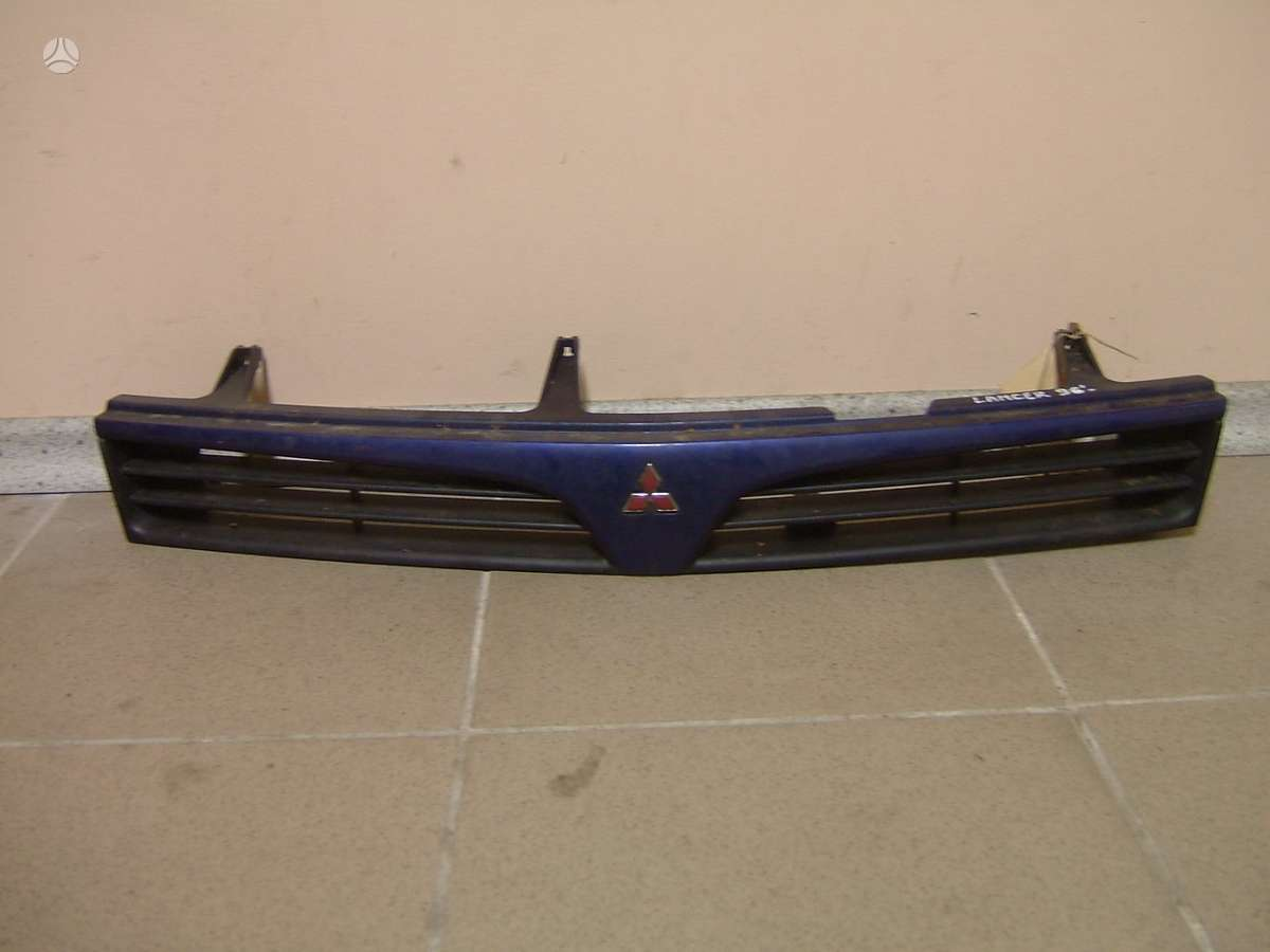 Mitsubishi Lancer. Naudotos ir naujos japoniškų ir korėjietiškų