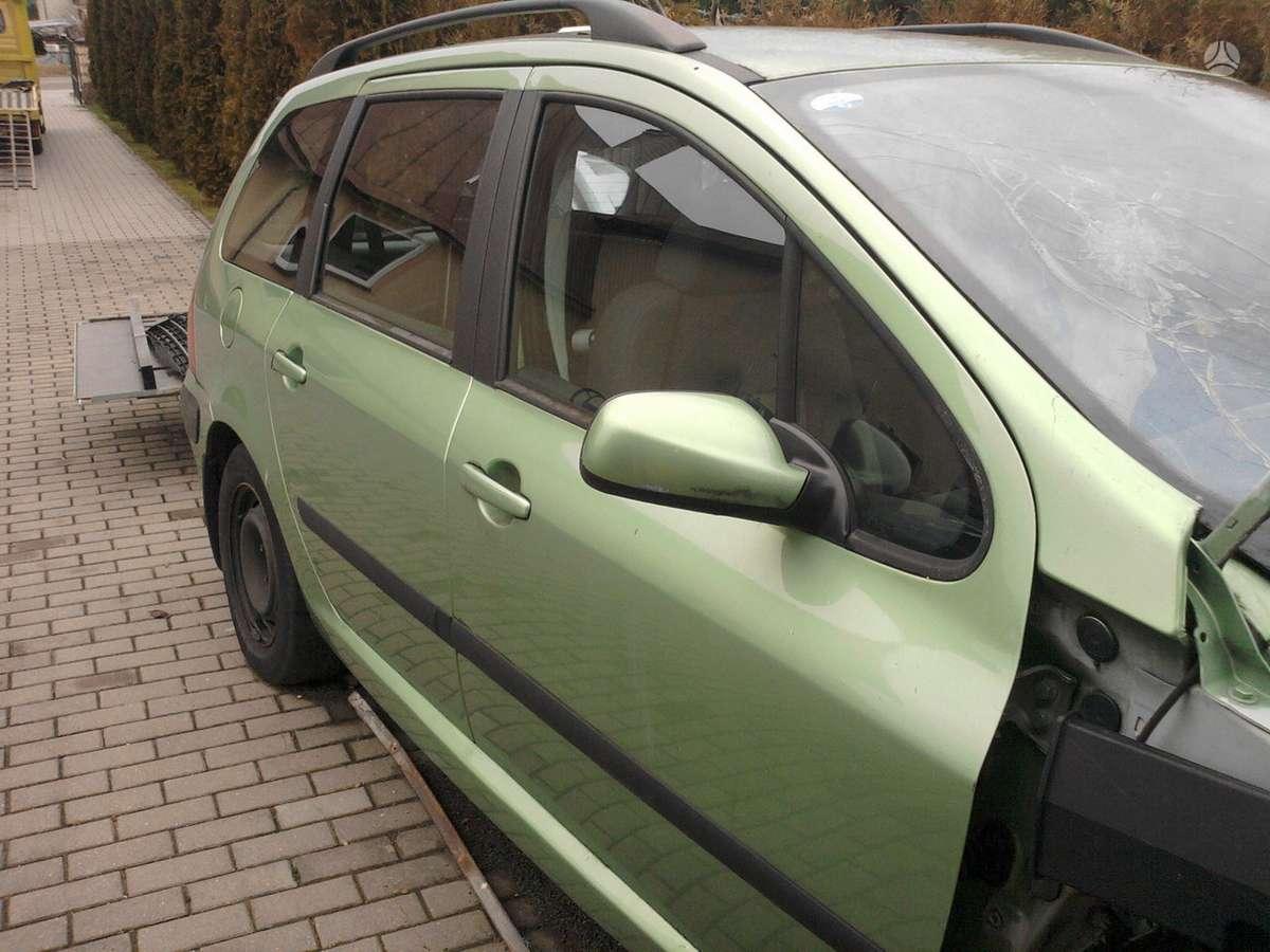 Peugeot 307 dalimis. Del detaliu  8 6 1 6 0 0 1 2 2 ko