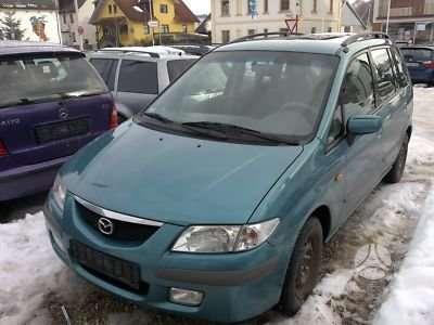 Mazda Premacy. Japoniski ir korejietiski  automobiliai dalimis