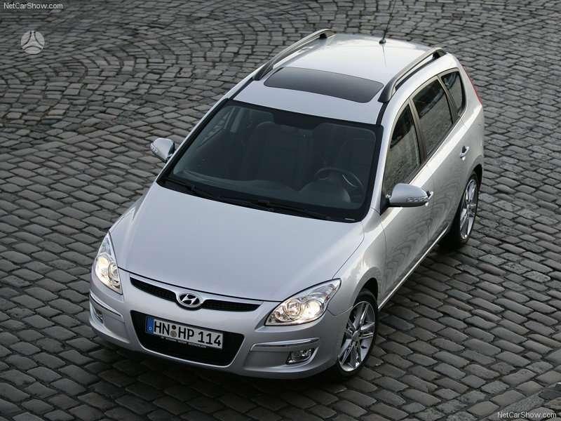Hyundai i30. Naudotos ir naujos japoniškų ir korėjietiškų