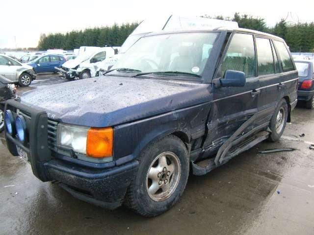 Land Rover Range Rover dalimis. Land rover range rover 2,5d 1995-