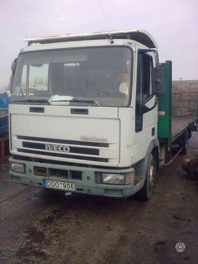 Iveco, EUROCARGO, sunkvežimiai