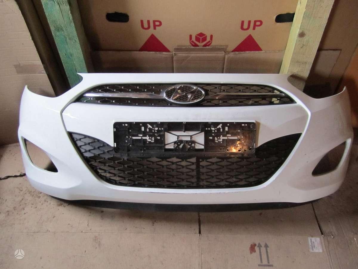 Hyundai i10. Naudotos ir naujos japoniškų ir korėjietiškų