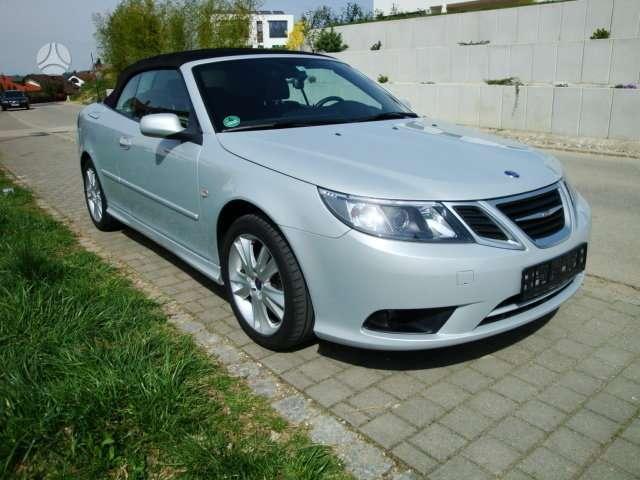 Saab 9-3. Benzinas,dyzelis,automatas,mehanika,odinis salonas....в
