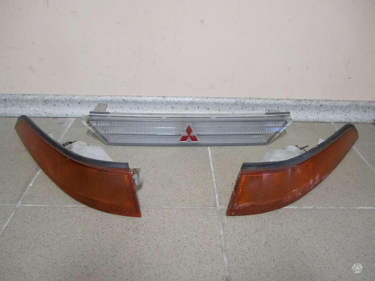 Mitsubishi Eclipse. Naudotos ir naujos japoniškų ir korėjietiškų