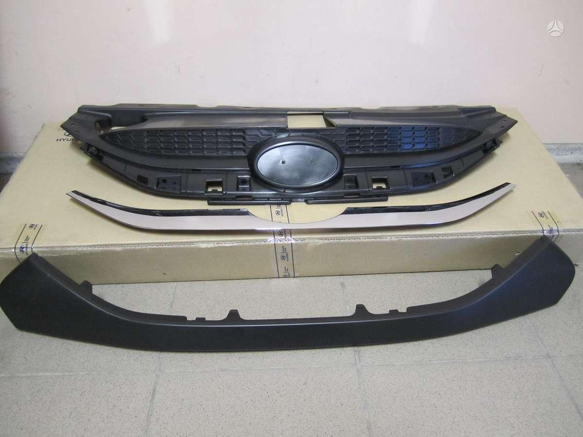 Hyundai ix35. Naudotos ir naujos japoniškų ir korėjietiškų