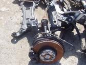 BMW X3. Bmw x3 vaziuokle yra ir kitu detaliu
