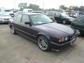 BMW M5 dalimis. Bmw e34 m5 3.8 1994m. dalimis  bmw e39 m5