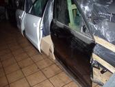 Audi Q5. Automobilis dalimis