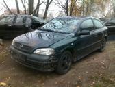 Opel Astra. Naudotos automobiliu dalys japoniski ir vokiski