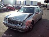 Mercedes-Benz E220. Mb 210 2001m,2,2 cdi  automatinė pavarų dė...