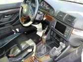 BMW 530. Bmw 530 2002m. universalas, 5 pavaros, ksenoniniai ž
