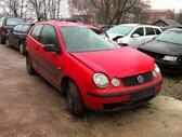 Volkswagen Polo. 1,9 sdi (47kw) europine  naudotos automobil...
