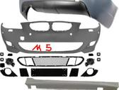 BMW M5. Naujos tuning dalys.e60 03-10m. m5 ,m-tech bamperiai -