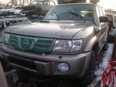Nissan Patrol dalimis