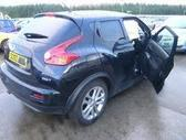 Nissan Juke. 4wd,turbo,juoda oda,navigacija  доставка бу зап...