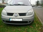 Renault Scenic dalimis. Panoraminis togas