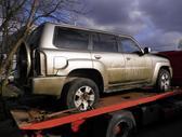 Nissan Patrol dalimis. 3.0 dyzelis mechanika is anglijos dalim...