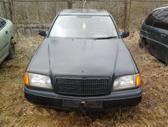 Mercedes-Benz C200 dalimis. Dalimis - mercedes benz c200 1993 ...