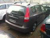 Hyundai i30. I30 cw, europine, rida 7000km !  naudotos