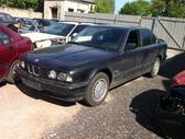 BMW 5 serija. Naudotos automobiliu dalys japoniski ir vokiski