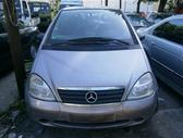 Mercedes-Benz A140 dalimis. Is vokietijos