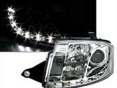 Audi TT. naujos tuning dalys. audi tt-98-06m. priekiniai