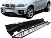 BMW X6. Aliuminium soniniai slenksciai x6 e71-e72-is vokietijo...