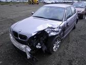 BMW 320. Bmw 320 d 2004m. automatinė pavarų dėžė, juodas odini...